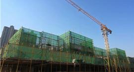 中南家书 | 家讯 · 临沂中南春风南岸1月份工程进展形象展示