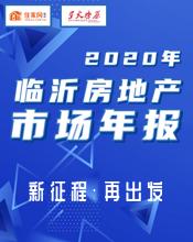 2020年临沂房地产市场数据年报