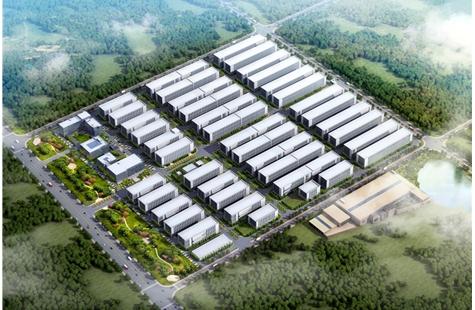 山东华业鲁蓝表面科技生态示范园