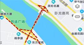 提升改造!临沂沂龙湾大桥,交通将有大变化!