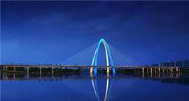 通达路祊河桥改造方案:拆老桥 修新桥!